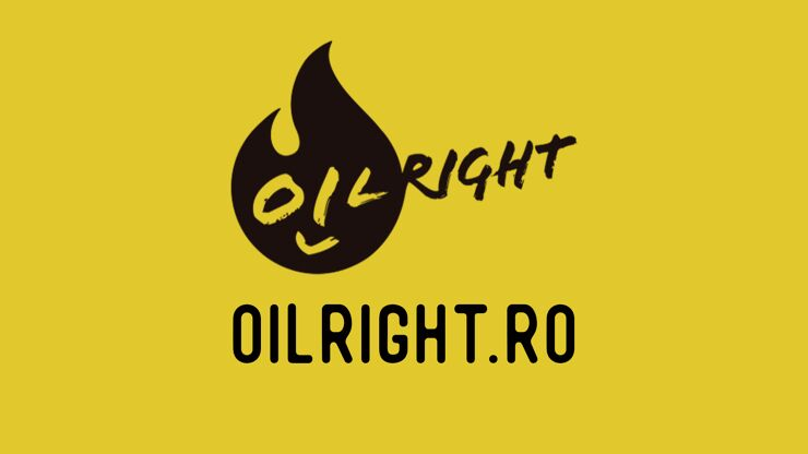 OilRight - punem uleiul folosit la treabă!